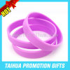 Promotion Blank Silicone Bracelet Printing Your Text Wristband (TH-08695)