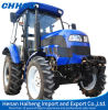 Competitive Price 4WD F8+R2 Gearbox Compact Mini Tractor