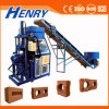 Hr1-10 Automatic Soil Brick Building Material Brick Machine