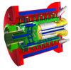 NT-V60L Pin Type Horizontal Nano Sand Mill