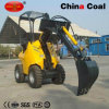 Hy200 Multi-Functional Mini Backhoe Front Loader
