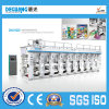 High Speed Plastic Film Gravure Printing Machine