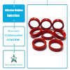 Customized Rubber Products Auto Parts Industrial Mechanical Rubber Seal Ring