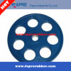 7-Handle Grip Olympic Bumper Plate