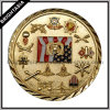Quality Military Challenge Coin for Army Group (BYH-10458)