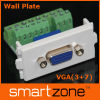 VGA Wall Plate, AV Face Plate (9.1126)