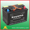 Sealed Maintenance Free Japanese Vehicle Battery 57412-Mf 74ah 12V