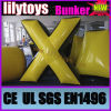 Inflatable Paintball Bunker, Inflatable Tactical Field (BUNKER-0041)
