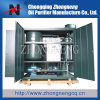 High Vacuum Waste Turbine Oil Purifier Machine/Lubricating Oil Filter/Purification Machine