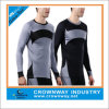 Long Sleeve Flannel Thermal Cycling Base Suit for Men