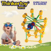 Plastic DIY Sky Wheel Toy Gift