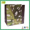Folded Shopping Paper Bag with Straps Printing