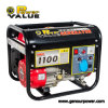 1kw/kVA LPG Gas Gasoline Petrol Single Phase Generator Set