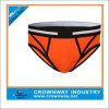 Cotton Orange Tight Brief Underwear for Men