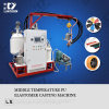 Elastomer Gear PU Injection Machine