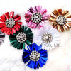 Fashion Sequin Clothing Decoration Handmade DIY Accessories Colourful Flower