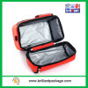 Red Mini Insulating Cooler Bag for Go Shopping