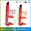 Mobile Electric Warehouse Use Goods Picker Platform