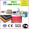Plastic PVC Floor Tile Production Machine