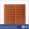 European Standard Square Wooden Timber Acoustic Panel