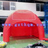 Oxford Cloth Red Inflatable Tent/Outdoor Oxford Cloth Tents