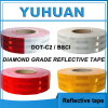 Free Samples Waning Prismatic Reflective Tape From China