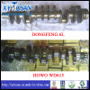 Forged Steel Crankshaft for Dongfeng 6L & HOWO Wd615