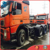 30ton~40ton 8*4-LHD/4_Passengers Original-Red/Blue Used Volvo FM12 420HP Tractor Trailer Truck