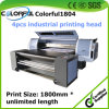 Multi-Function Uvip Ricoh Rotary Belt UV Inkjet Printer