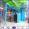 Engine Cylinder Cover Surface Cleaning and Strengthening Hanger Shot Blasting Machine