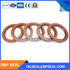 Tg4 Type Rubber Rotary Shalf Oil Seal with 3 Lips (75*100*10)
