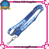 Fashion Lanyard with Woven Logo