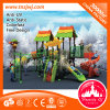 Environmental Friendly Amusement Park Kindergarten Slide Playground
