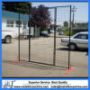 Temporary Fence Stand Canada Standrad Size Temporary Steel Construction Fence
