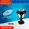 Reliable Manufacturer Solar Post Light in Modern Style