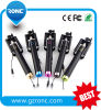Extendable Foldable Wired Monopod Selfie Stick with Cable