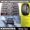 Snow Car Tyre Kmsnowa (185/70R14 195/70R14 205/70R15 215/70R15)
