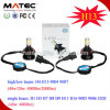 40W 4000lm 6000k H4 9004 9007 H13 LED Headlight