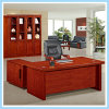 Cherry Color Office Furniture MDF Wooden Boss Executive Table/Desk