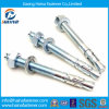 High Quality 4.8gr White Zinc 1/4X1-3/4 Wedge Anchor