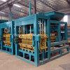 Qt4-16 Automatic Hydraulic Fly Ash Cinder Block Brick Making Machine