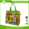 High Quality Colorful Printing Handled PP Woven Shopping Supermarket Bag