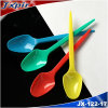 Spoon Ice Cream Mix Color Bulk Disposable Plastic Cutlery for Restaurant