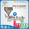 Double Nozzles Liquid Filler with Filling Machine Piston