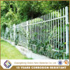 Good Quality Colors Bow Top House Fence Designs Zinc Steel Fence