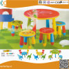 Kindergarten Plastic Round Table for Children