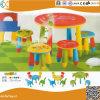 Kindergarten Wooden Rectangle Table for Children