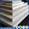 18mm Commercial Furniture Cabinets Bed Sheet Grade Prefinished Melamine Plywood