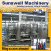 Glass Bottle Soft Drink Filling Line