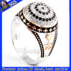 Fashion 18k Gold Jewelry Ring 925 Silver (S-10880, S-10877, S-9293)